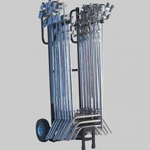 Studio C-Stand Cart Model CSC-102 $695.00