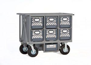 Studio Six Crate Cart $1635.00 Model SCH-101