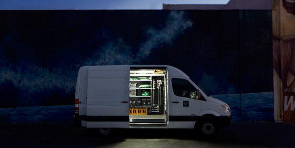 Sprinter Van Reflector 4X4
