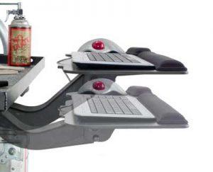 Studio Adjustable Keyboard Platform Model MAK-101 $395.00
