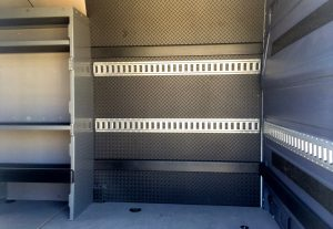 Sprinter Van E-track combo