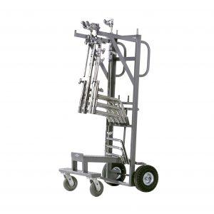 Studio C-Stand Mini Quad Cart Model CMQ-102 $895.00