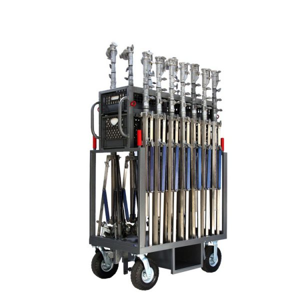 Studio High Roller / Combo Cart Model HCC-101 $1,395.00