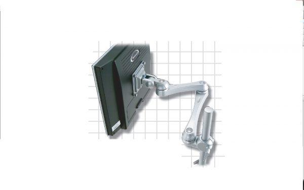Studio Monitor Mount with Single Arm, Post and Locking Knobs Model SAK-101 $375.00