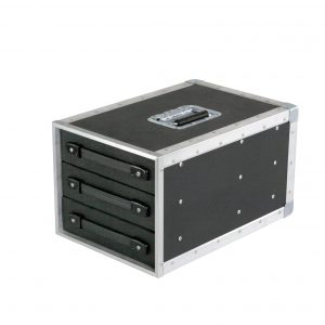 3-Drawer Pull Release Crate Case Model-C3D $ 325.00