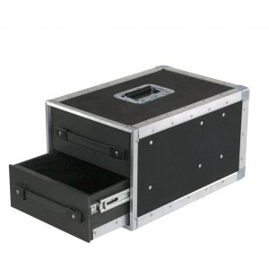 2-Drawer Pull Release Crate Case Model-C2D $ 315.00
