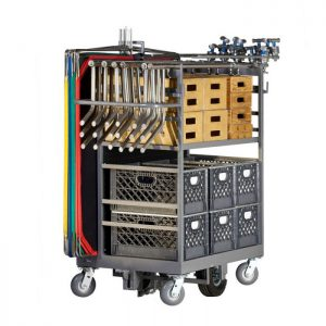 Studio Easy Duz-All Cart Model EDA-101 $1,725.00