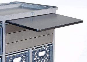 Studio Four Crate Cart Model FCH-102 $1,895.00