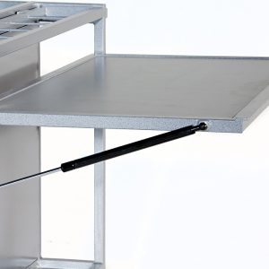 Air activated Fold out Table (frame only) Model-FRC-HZ1 $295.00