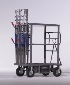 Studio Mini HMI Cart Model MHC-101 $1,745.00