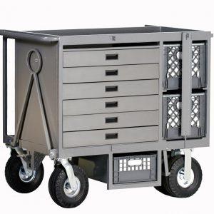 Studio Six Drawer Cart Model SSD-101 $2,590.00
