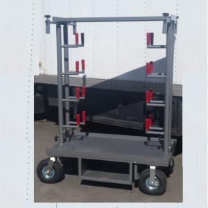Studiocarts Plywood & Track Cart @studiocarts.com